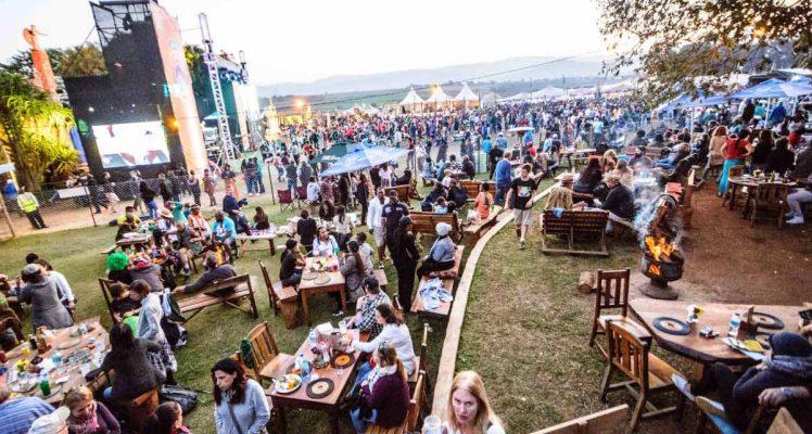 Festival Bushfire     Bushfire festival