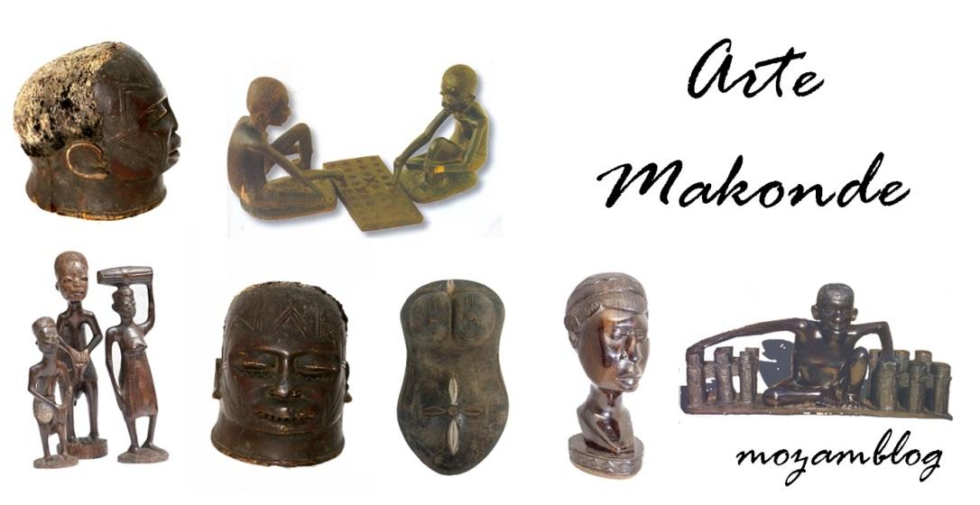 Esculturas Makondes
