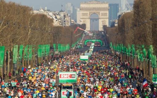 Maratona de Paris | Paris Marathon