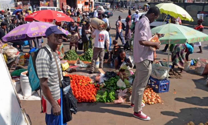 Mercado de Compone - Maputo