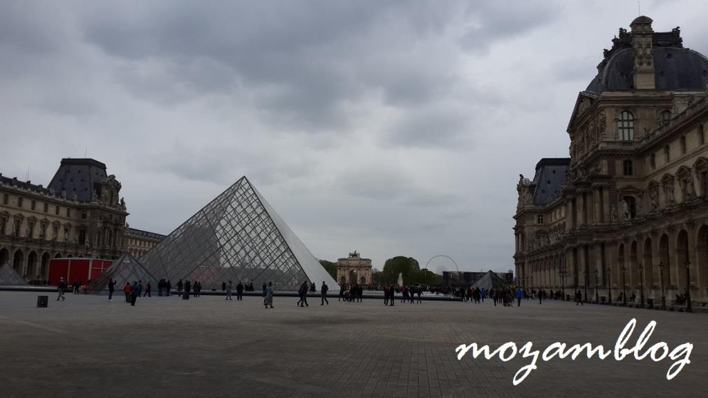Paris - Museu do Louvre