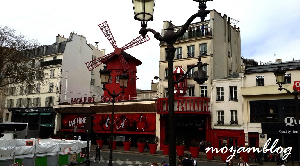 Paris - Moulin Rouge